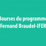 Bourses du programme Fernand Braudel-IFER