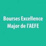 Bourses Excellence-Major de l'AEFE