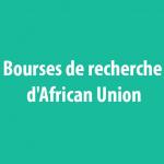 Bourses de recherche d'African Union