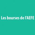 Les bourses de l'AEFE