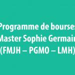 Programme-de-bourses-Master-Sophie-Germain-(FMJH-–-PGMO-–-LMH)