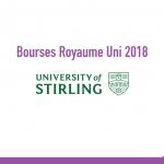 Stirling Management School International Ambassador Scholarships