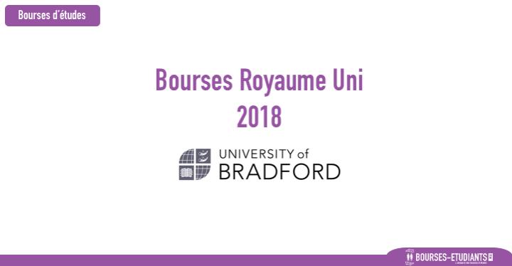 University of Bradford Bourses Maroc