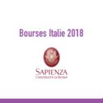 Bourses Maroc italie Sapienza