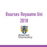 Abertay University bourses maroc