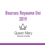 bourses maroc queen mary university of london