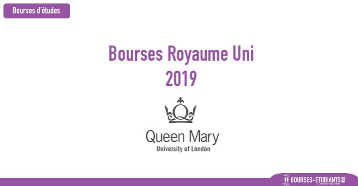 Bourses d'étude Royaume Uni 2019 : C4TS Scholarship In