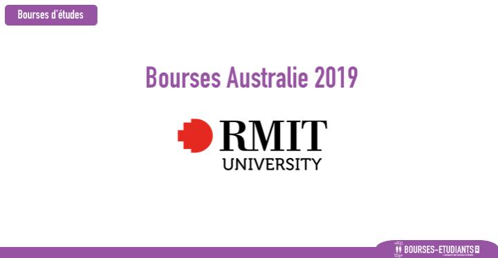RMIT bourses maroc 2019