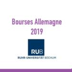 Bourses maroc 2019
