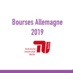 Berlin University of Technology bourses Maroc 2019