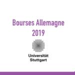 Bourses d'études - Allemagne 2019 - Stuttgart University bourses maroc 2019