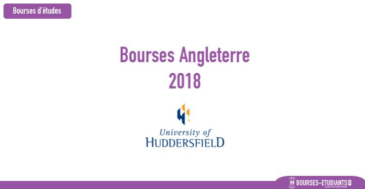 Huddersfield bourses de recherche