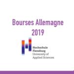 University of Flensburg bourses maroc 2019