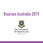 University of Queensland - bourses Maroc 2019
