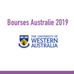 University of Western bourse Maroc 2019