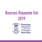 Swansea University bourse
