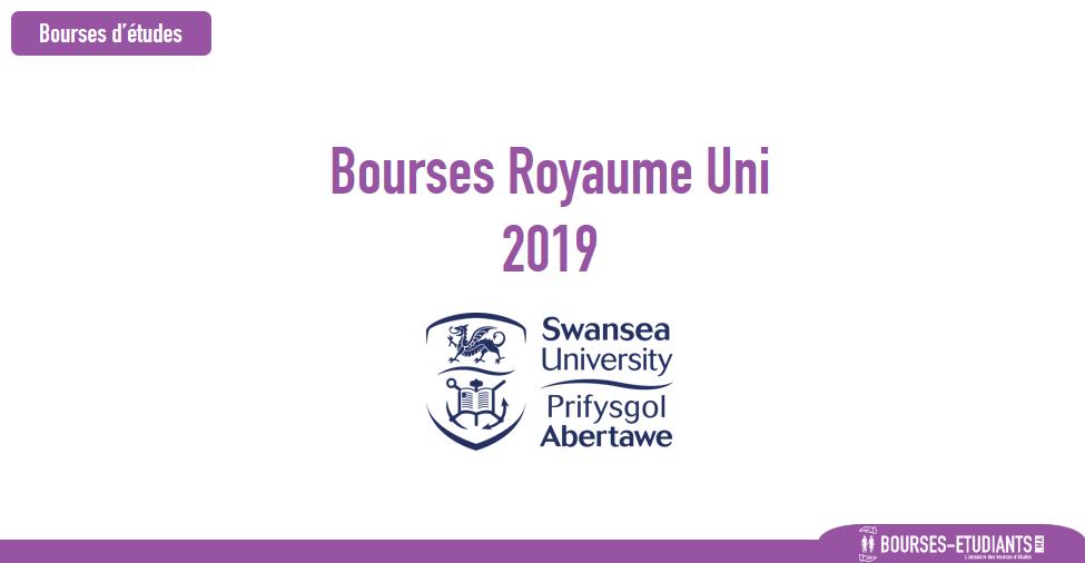 Swansea University bourse
