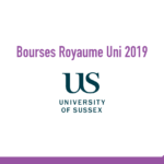bourse University of Sussex