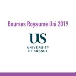 bourse Sussex University