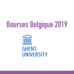 bourse University of Ghent