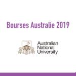 bourse Australian National University