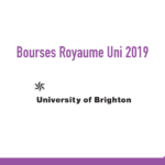 bourse University of Brighton