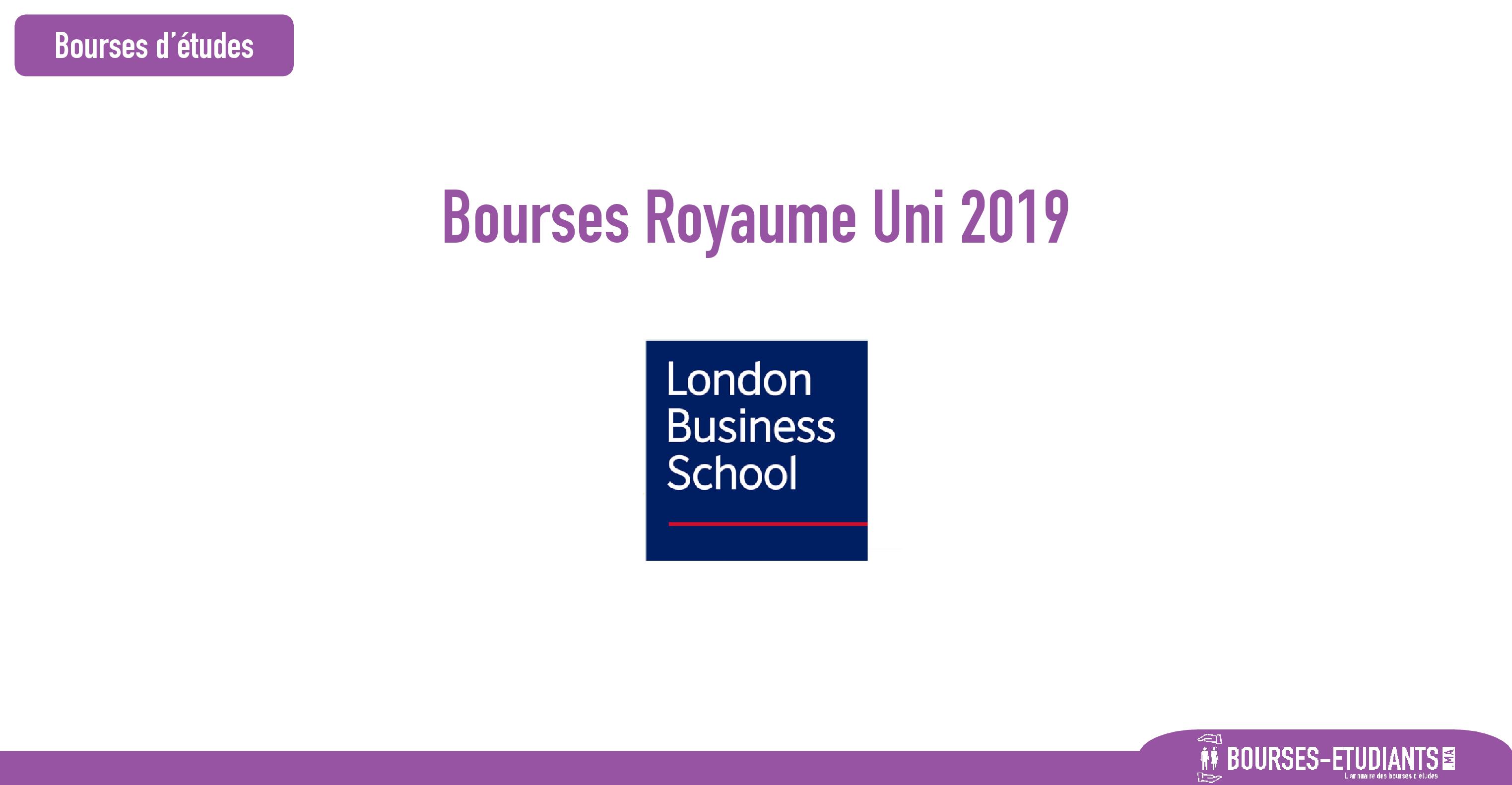 bourse London Business School