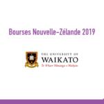 bourse University of Waikato