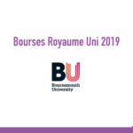 bourse Bournemouth University