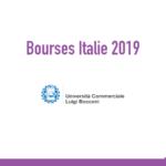 bourse Bocconi University