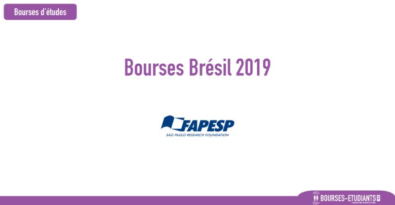 Bourses de recherche Brésil 2019 : Post-doctoral Fellowships