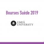 bourse Umea University