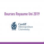 bourse Cardiff Metropolitan University