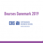 bourse Copenhagen Business School