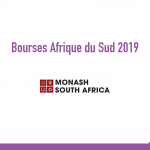 bourse Monash South Africa