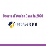 Bourse d'études Canada 2020 : Humber University