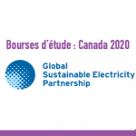 Bouse d'étude : Canada 2020 - Global Sustainable Electricity Partnership