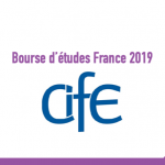 Bourse d'études France 2019 : Centre Internationale de Formation Européenne
