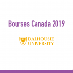 bourse Dalhousie University