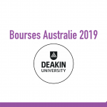 bourse Deakin University