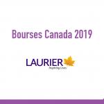 bourse Wilfrid Laurier University