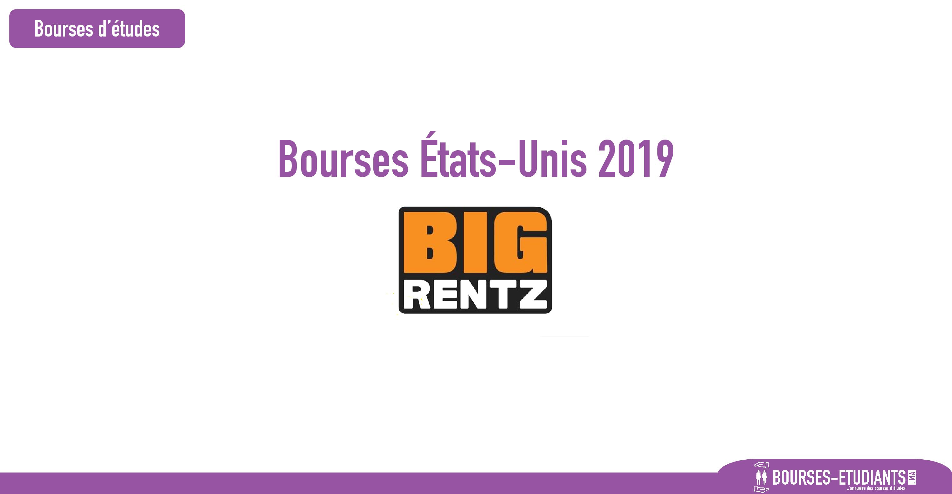 bourse big rentz