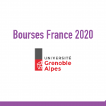 bourse University of Grenoble