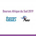bourse TWAS-NRF