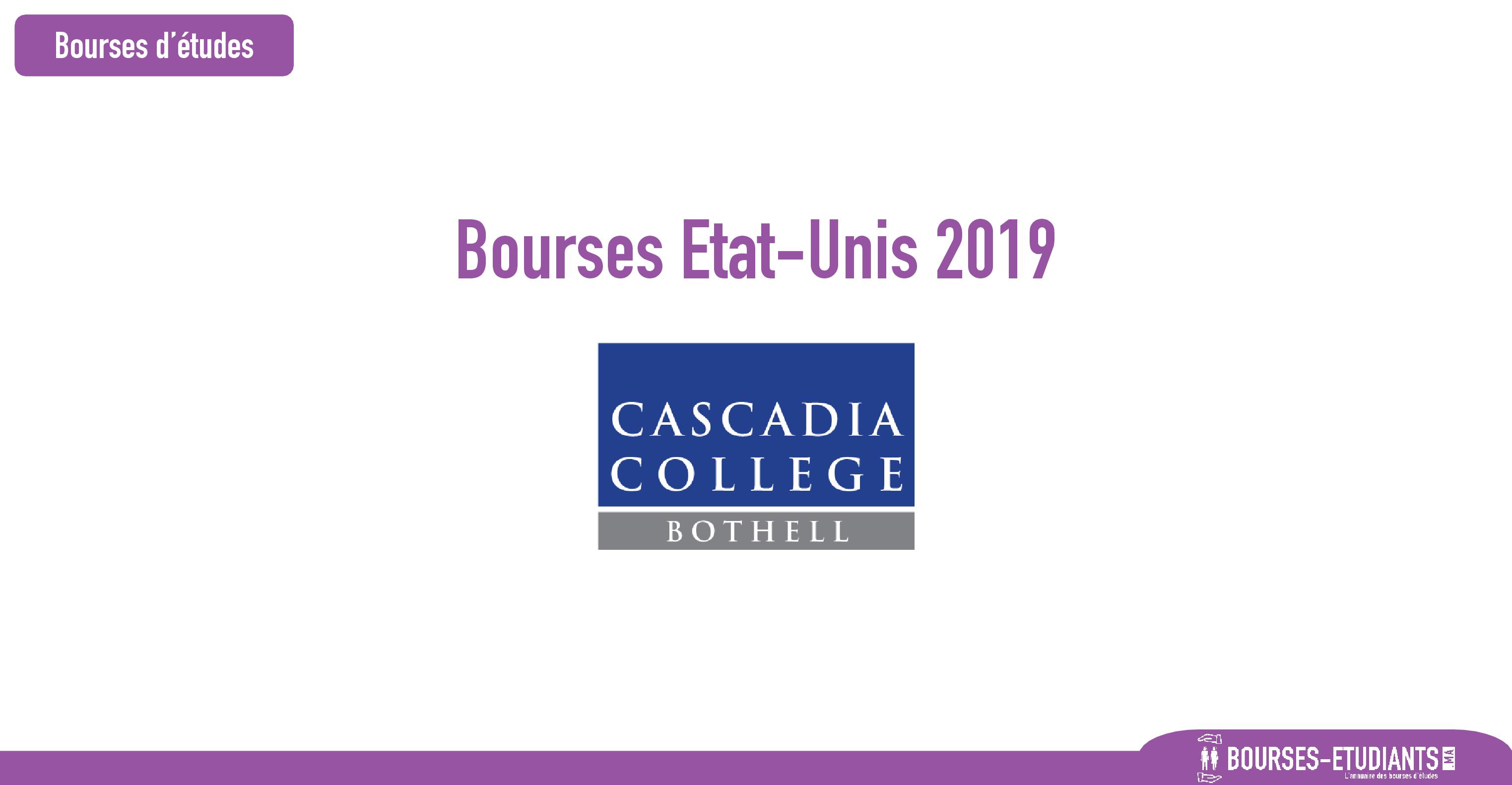 bourse Cascadia College
