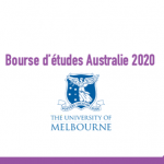 Bourse d'études Australie 2020 : Université de Melbourne