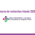Bourse de recherches Irlande 2020 - Gouvernement Irlandais