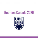 University of British Columbia bourse