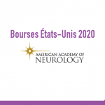 bourse American Academy of Neurology