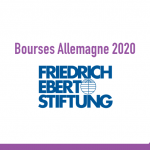 bourse Friedrich Ebert foundation